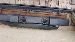 Jeep jku rubicon rock rails and front bumper