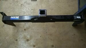 Reese class IV/V receiver hitch for ford vans
