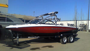 2009 Mastercraft 197 Competition Edition