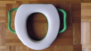 siège d'enfant pour toilette
