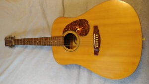 Old Style Alvarez Aucustic Guitar for sale