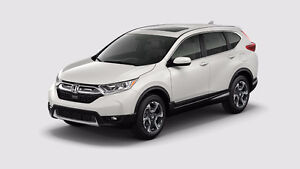 2015 Honda CR-V Touring -2way remote start and extended warranty