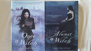 Once a Witch, Always a Witch by Carolyn MacCullogh