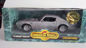 1/18 1973 Firebird Trans Am American Muscle