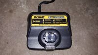 Dewalt 8V Tool Battery Charger (DCB095) New