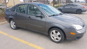 2007 FORD FOCUS SES... Safety and Etest