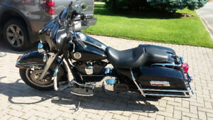 1998 HARLEY TOURING  ULTRA  CLASSIC