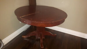 antique kitchen table