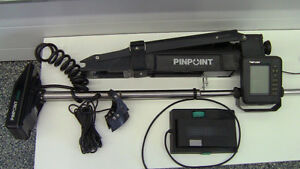 Pinpoint Trolling Motor with matching Sonar Fish Finder