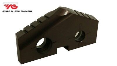 New 1.8438 1-2732 Tialn Coated Carbide P40c5 Yg1 Spade Drill Insert S28326