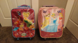 Travel suitcases for your princess!!