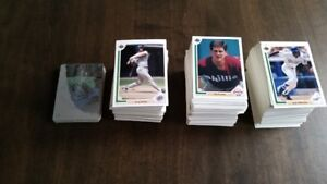 1991 Upper Deck random Baseball Cards