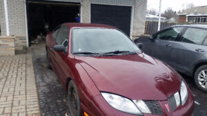 2003 Sunfire under 200,000km selling AS IS