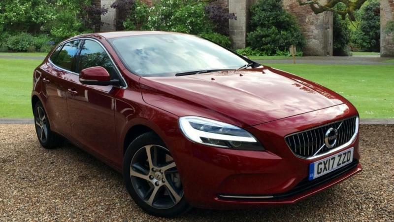 2017 volvo v40 d2 120 inscription auto sen automatic diesel hatchback in ashton on ribble. Black Bedroom Furniture Sets. Home Design Ideas