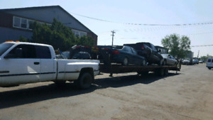 Scrap Vehicle and Metal Removal Services
