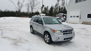 2009 Ford Escape XLT SUV 4x4