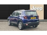 2021 Jeep Renegade 1.3 Turbo 4xe PHEV 190 Limited 5dr Auto Hatchback Hatchback P