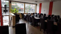 ModernKoreanRestaurant Fully Equipped (Kitchen and Serving Area)
