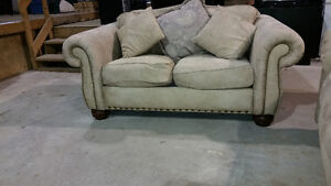 BIG COMFY COUCH AND LOVE SEAT St. John's Newfoundland image 3