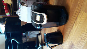 Keurig Coffee Maker with Carafe