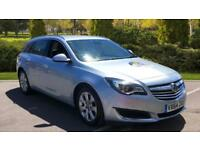 2014 Vauxhall Insignia 2.0 CDTi (163) ecoFLEX Tech Li Manual Diesel Estate