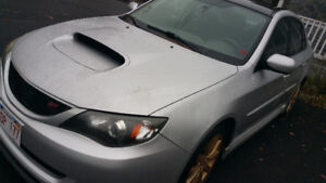 SUBARU WRX. $6500. Perfect car for winter driving.