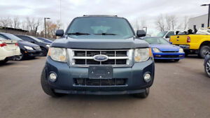 ** REDUCED**2008 FORD ESCAPE XLT  | CARPROOF CLEAN | CERTIFIED |