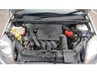2007 Ford Fiesta Hatch 5Dr 1.6 100 Ghia 5 Petrol silver Manual