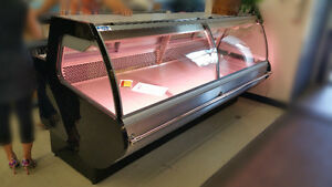 Full line of display cases, pastry bakery gelato deli meat fish Moose Jaw Regina Area image 10