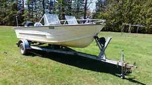 1978 Starcraft 16.5ft Aluminum Boat
