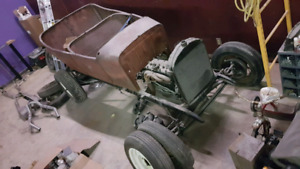1923 Willys/1928 model A   NEW  PRICE!!