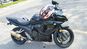 2010 GSX650F - New brakes and tires. Cheap on Insurance.