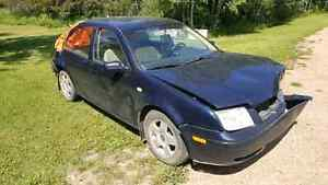2002 Volkswagen jetta PARTING OUT !!! ALH TDI engine AUTO TRANS