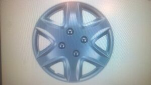 "Honda Civic, 14"" Silver Replica Wheel Covers"