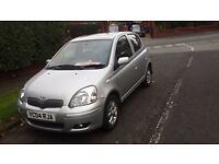 Toyota Yaris 1.4 D-4D T Spirit 5dr S, £30 ROAD TAX