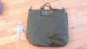 Army military insulated carying bag  rare extreme cold Oakville / Halton Region Toronto (GTA) image 2