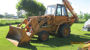 1980 case 680 e backhoe