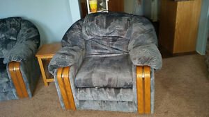 Moving Sale     3 piece couch set