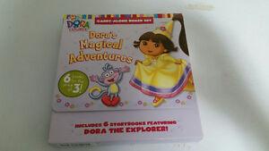 Set of 6 Dora the Explorer books