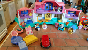 Fisher-Price Little People Maison