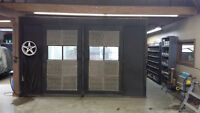 Autobody Paint Booth