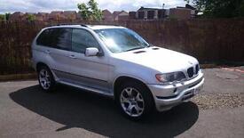 2002/52 BMW X5 3.0 DIESEL SPORT AUTO - HUGE SPEC - RARE SUNROOF MODEL