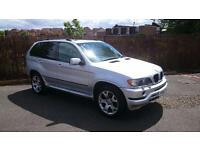 2002/52 BMW X5 3.0 DIESEL SPORT AUTO - HUGE SPEC - RARE SUNROOF MODEL