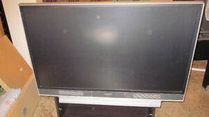 "Hitachi 50 "" Rear Projection TV"