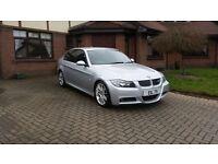 2007 E90 BMW 320d MSPORT