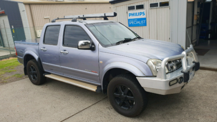 2004 RA holden rodeo 4x4 dual cab Traralgon Latrobe Valley Preview