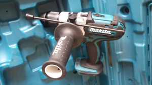 (Tool Only) MAKITA 18V LXT Hammer Driver Drill