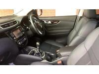 2017 Nissan Qashqai 1.6 dCi Tekna 5dr Manual Diesel Hatchback