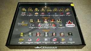 COMPLETE SET OF NHL MOLSON RINGS!! Only 225$.................... London Ontario image 1