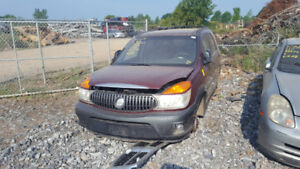 2003 RENDEZOUS.. JUST IN FOR PARTS AT PIC N SAVE! WELLAND